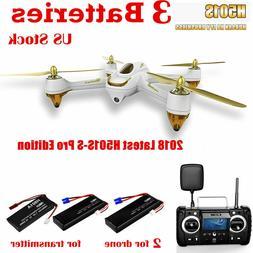 Hubsan H501S PRO X4 FPV Drone 5.8G Brushless 1080P RTH GPS Q