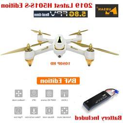 Hubsan H501S S PRO Drone 5.8G FPV Brushless 1080P Camera Qua