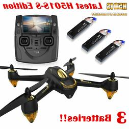 Hubsan X4 H501S S RC Quadcopter 5.8G FPV Brushless 1080P Hea