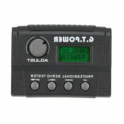 High Quality Professional Servo Tester for RC Aircraft Helic
