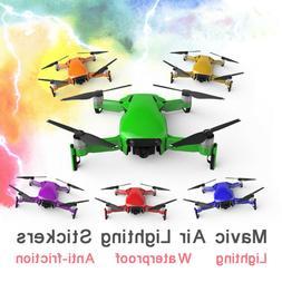 HOT Waterproof PVC Sticker Drone Body Shell Protection Skin