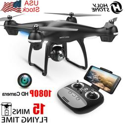 hs100g rc drone with 1080p hd video