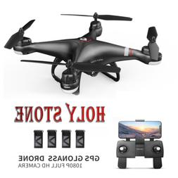 Holy Stone HS110G FPV GPS Drones with 1080P HD Video Camera