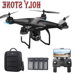 Holy Stone HS120D FPV Drone 2K HD Camera GPS RC Selfie Quadc