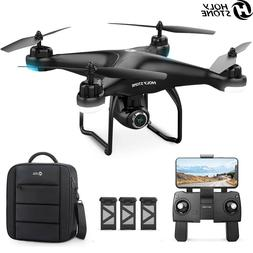 Holy Stone HS120D FPV Drones With HD Camera 1080P GPS  Fello