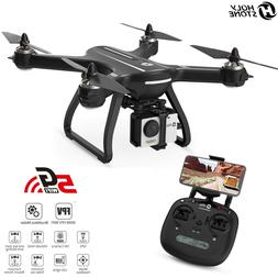 hs700 fpv gps rc drone with 1080p