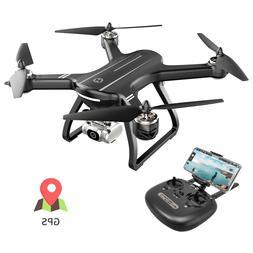 Holy Stone HS700 GPS FPV Drone with 1080P Camera 5G wifi bru