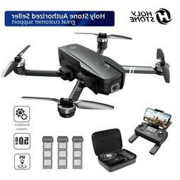 Holy Stone HS720 Foldable GPS Drone 4K Camera Quadcopter Bru
