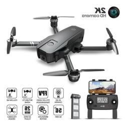 Holy Stone HS720 Foldable RC Drone with HD Camera 2K 5G Brus