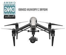 DJI INSPIRE 2 Drone w/ Zenmuse X5S 5.2K 20.8MP CinemaDNG & A