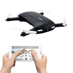 Goolsky JJRC H37 Elfie foldable mini rc selfie drone With Wi