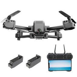 KF607 Wifi FPV Drone with Camera 4K Foldable Optical Flow Po
