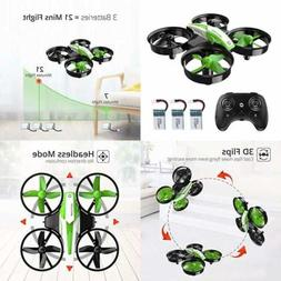 Kid Toys Mini RC Drone For Beginners Adults Indoor Outdoor Q