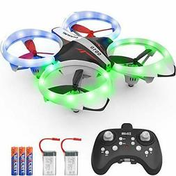 KO-ON Drone for Kids and Beginners RC Helicopter Quadcopter