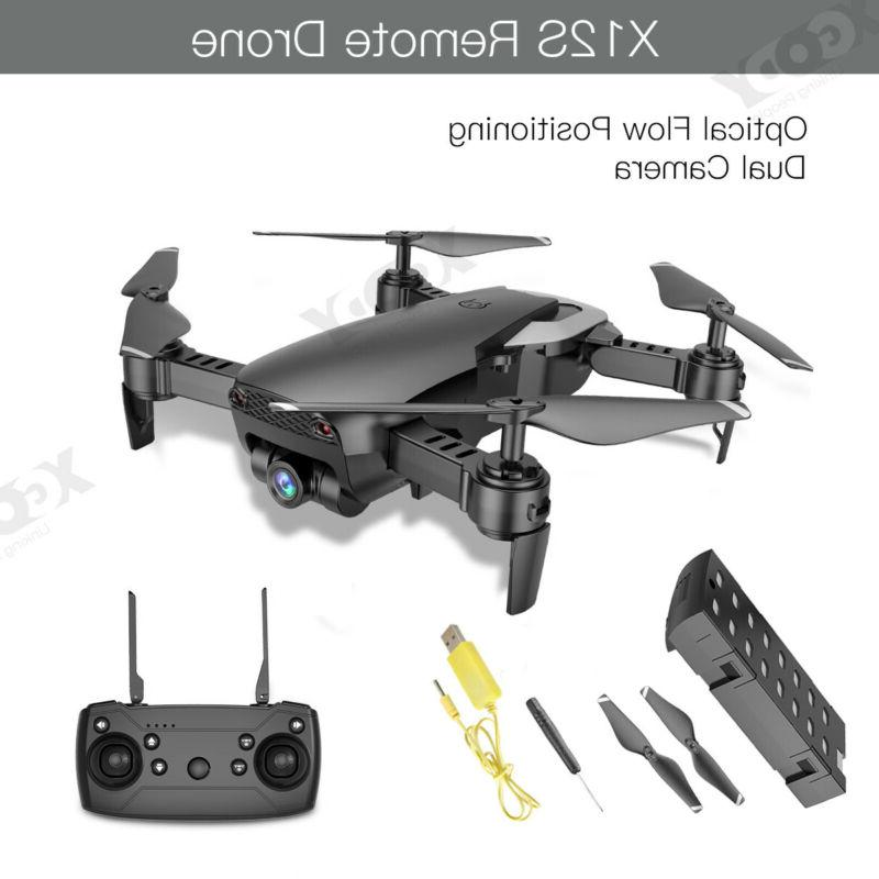 RC Selfie Drone With 1080P Dual Camera Follow Me Technology