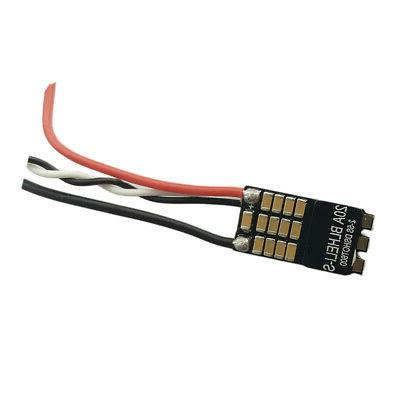 20A Blheli_S DSHOT600 Brushless ESC for RC Drone Racing Heli
