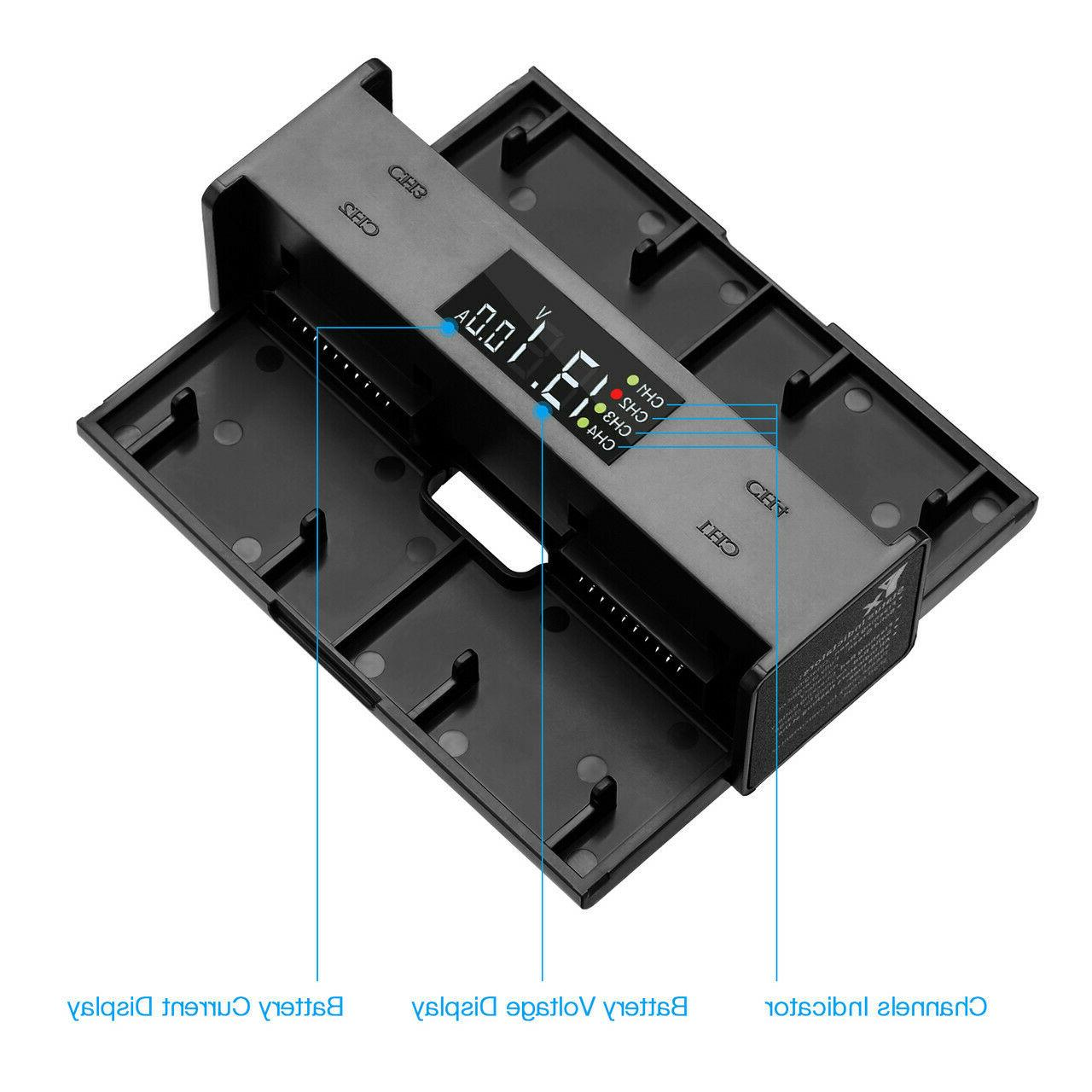 4 IN 1 Battery Charger Hub 2 Drones