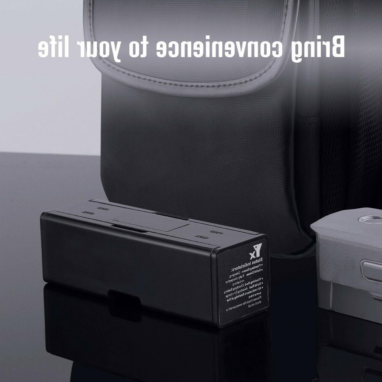 4 1 Charger Fast Charger for DJI Mavic 2 Drones