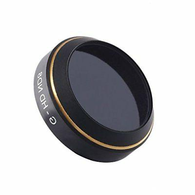 Rantow Pieces Density Drone Lens Filter Set Dji Mavic Pr