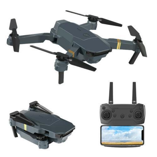 2.4G Drone X Pro Selfi WIFI FPV With 1080P HD Camera Foldabl