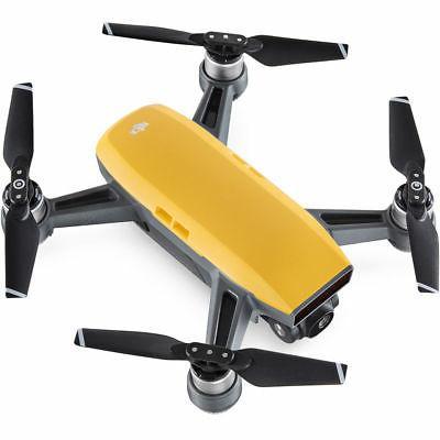 DJI SPARK Yellow. 12MP Video, Track