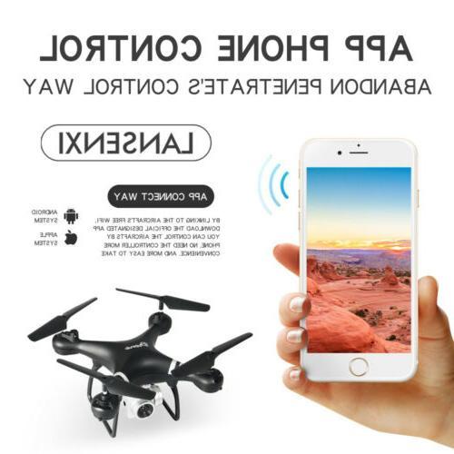 GPS Camera Quadcopter Remote Control Camera