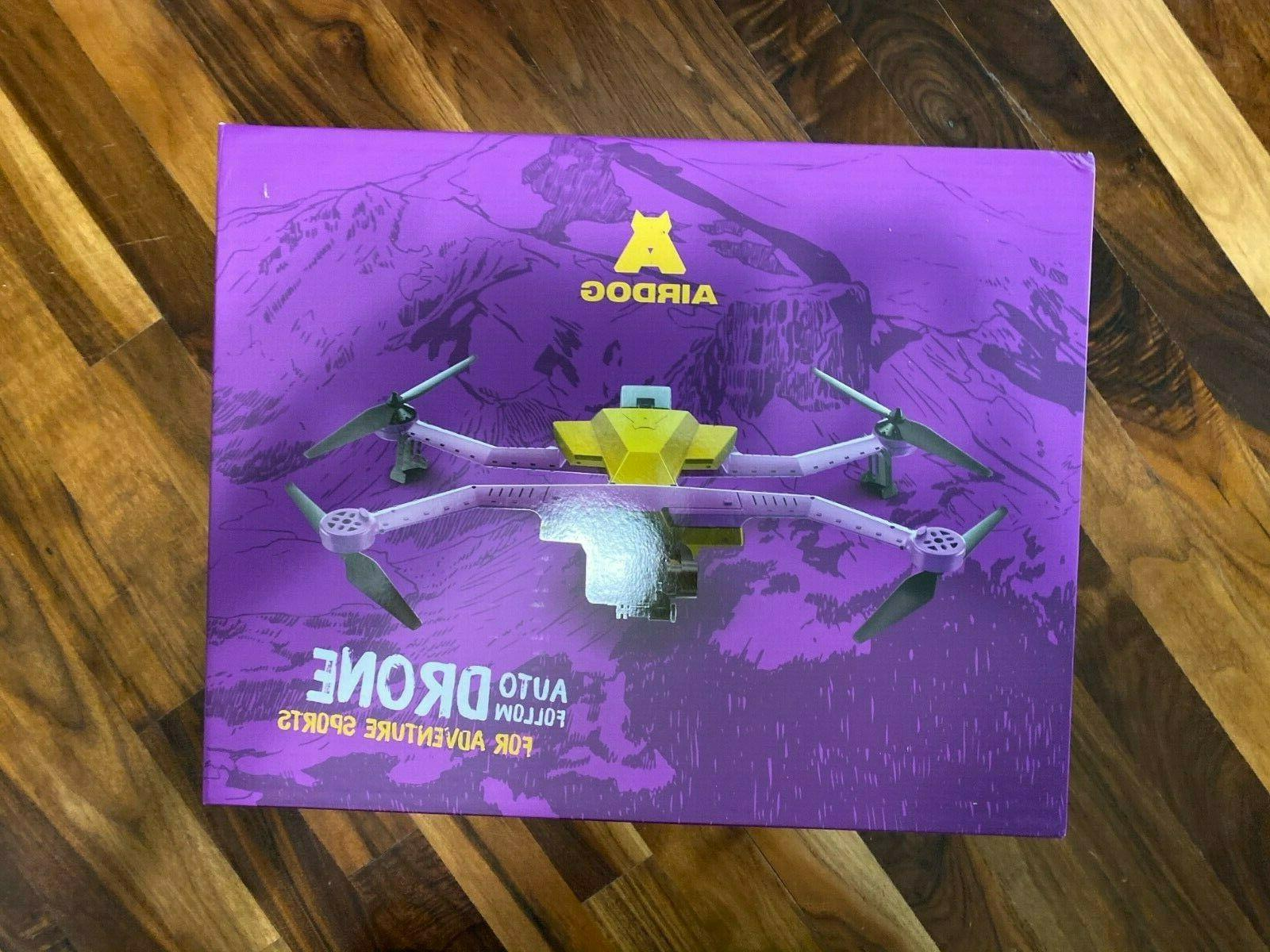 AirDog Drone / Quadcopter - NEW