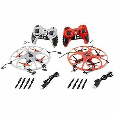 "Battle Drones 2.4 - 2-Pack Toys "" Games"
