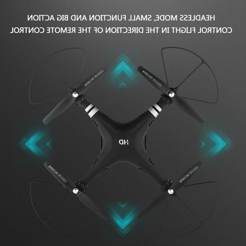Clone Drones With 5MP 6-Axis WiFi FPV