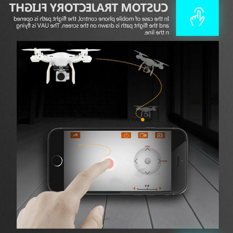 Clone DJI Phantom 3! Drones HD Camera 5MP 6-Axis FPV Quadcopter