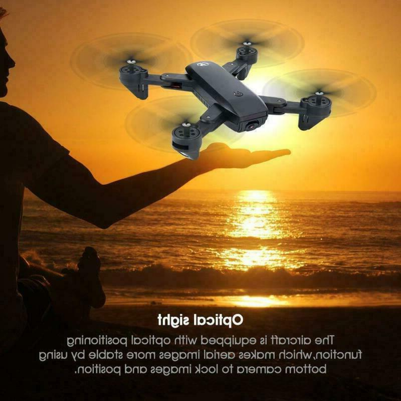 Cooligg S169 Drone FPV WIFI Foldable Quadcopter Toys