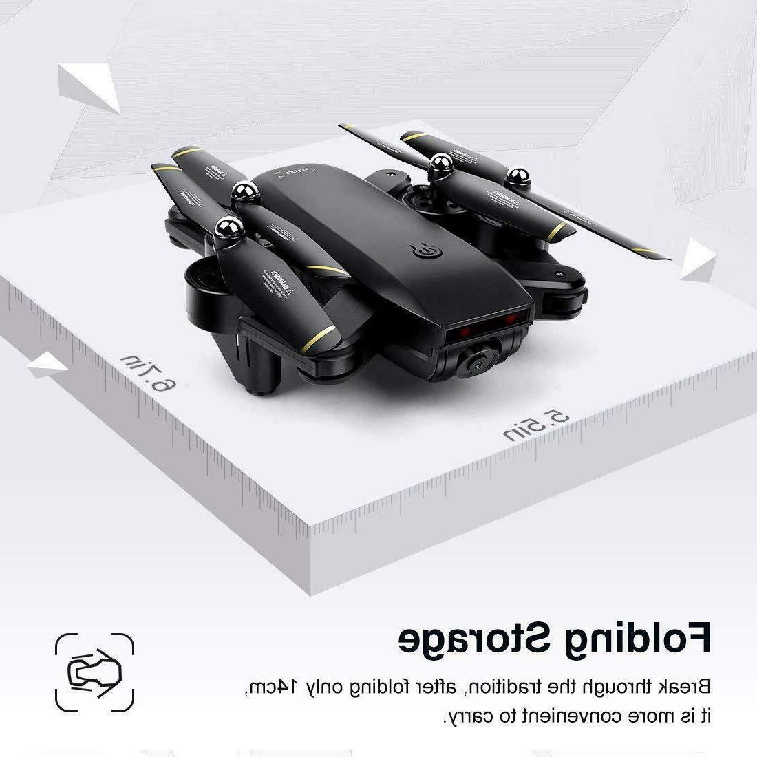 Cooligg FPV Foldable Aircraft Toys