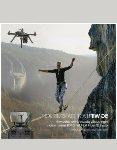 Potensic D85 w Camera 5G WiFi BATTERY &