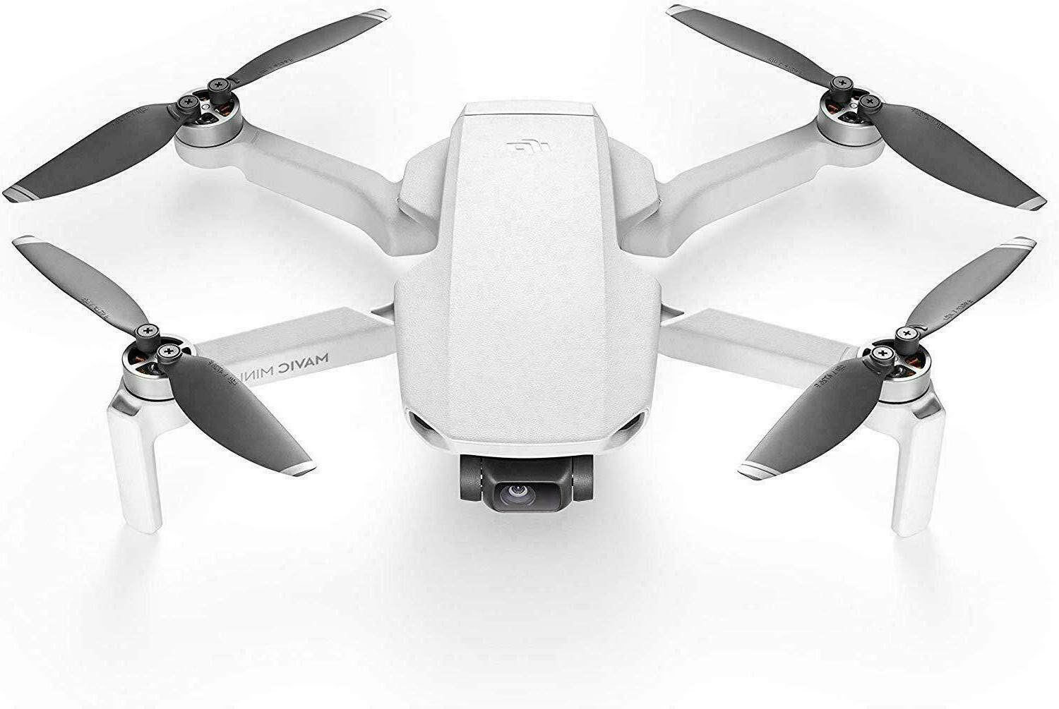 DJI Fly More combo with 2.7K Minute flight