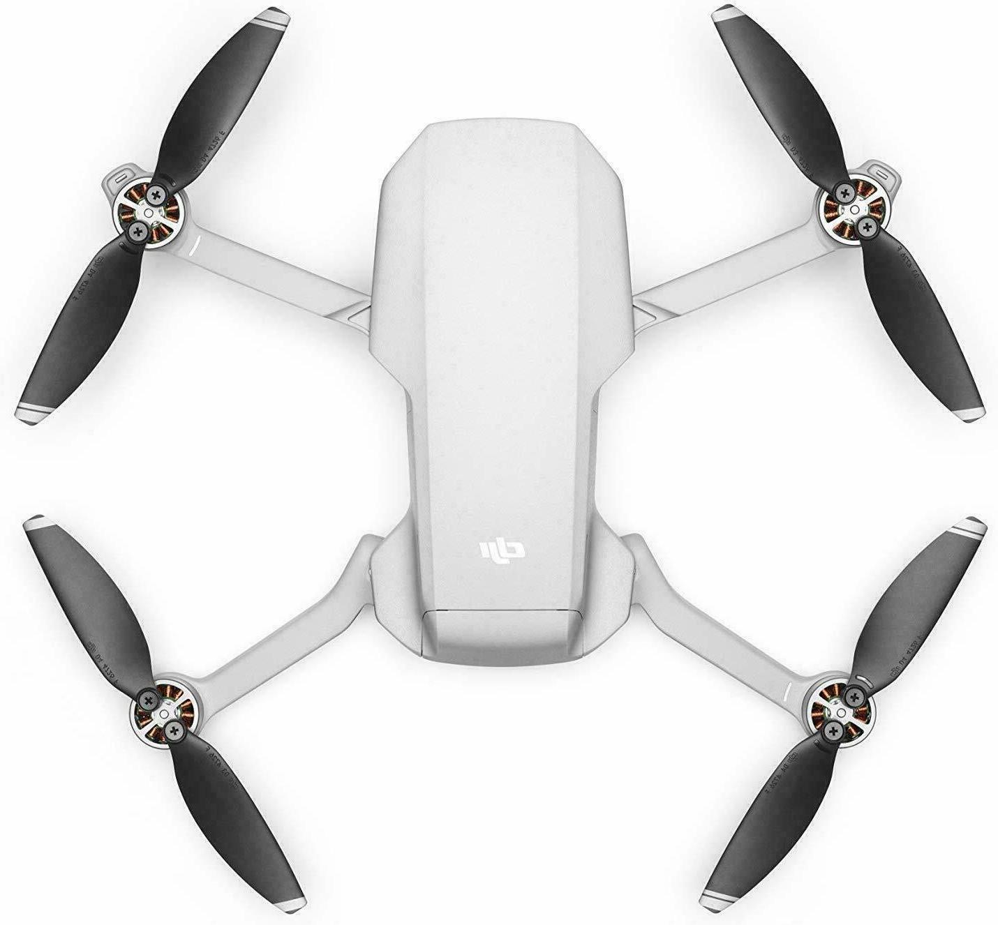 DJI Mavic Fly More with 2.7K Camera Minute