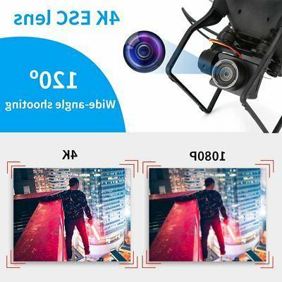 Drone x pro 4K HD Wifi APP