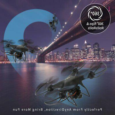 DJI Clone Drone x 4K APP FPV 5h