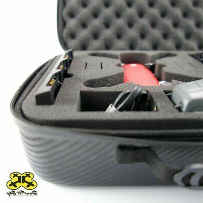 For DJI More Combo Drone Case Fits Extra Batteries Propellers Charger