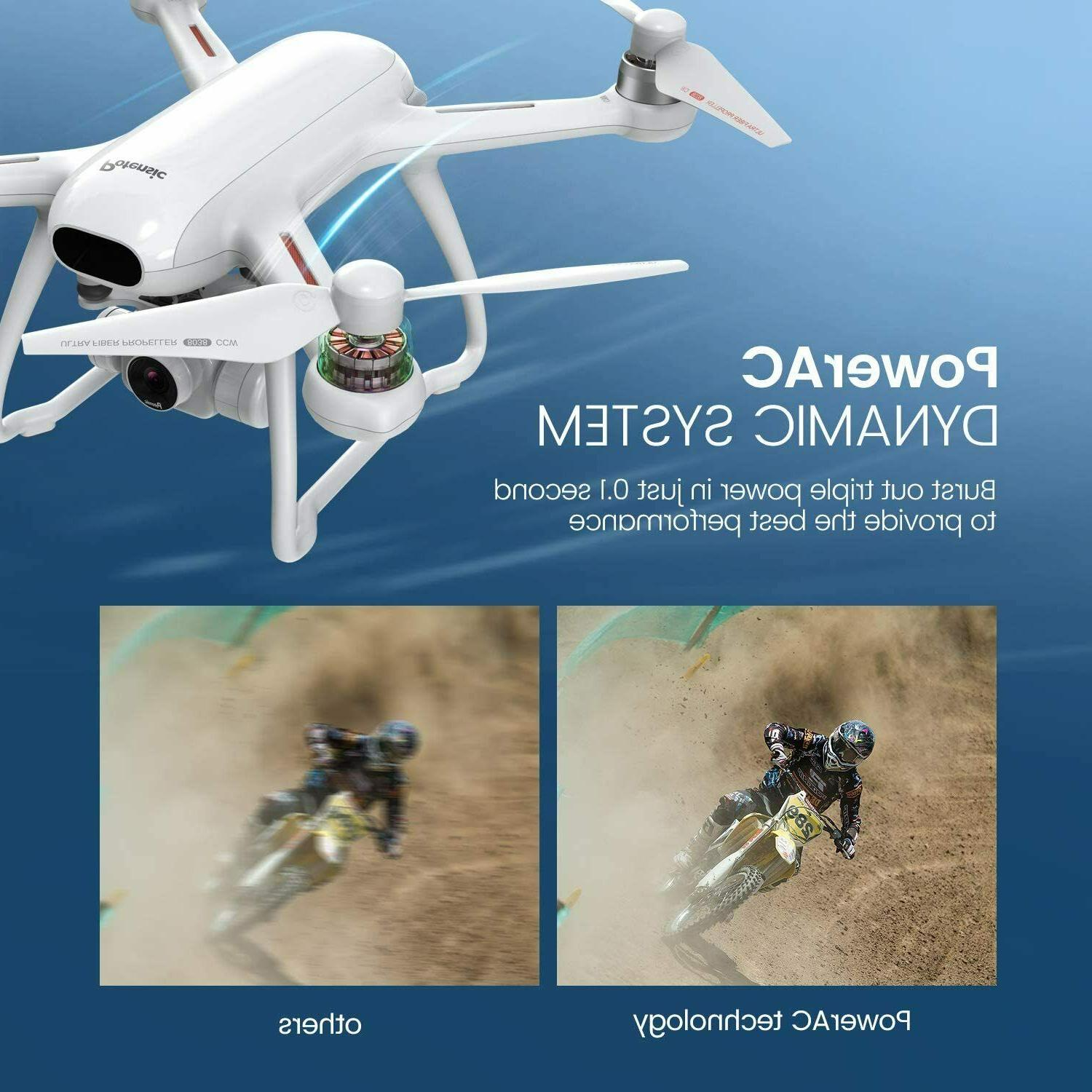 Used 4K GPS 5.8G Quadcopter