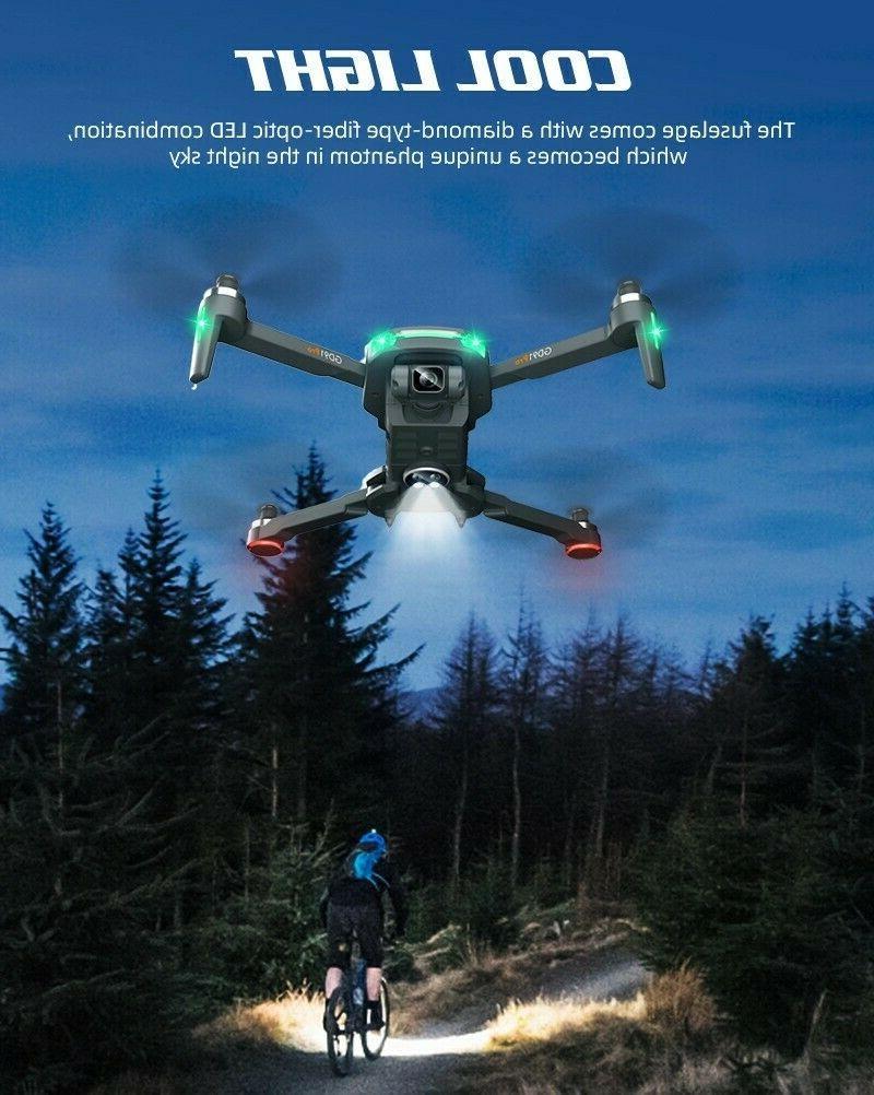 Drone w/ stabilizer, & Optical Flow, triple