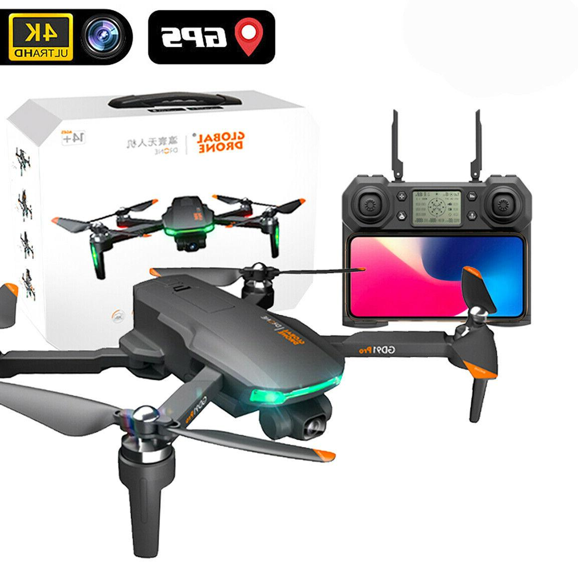 Drone with axis drones stabilizer GPS long
