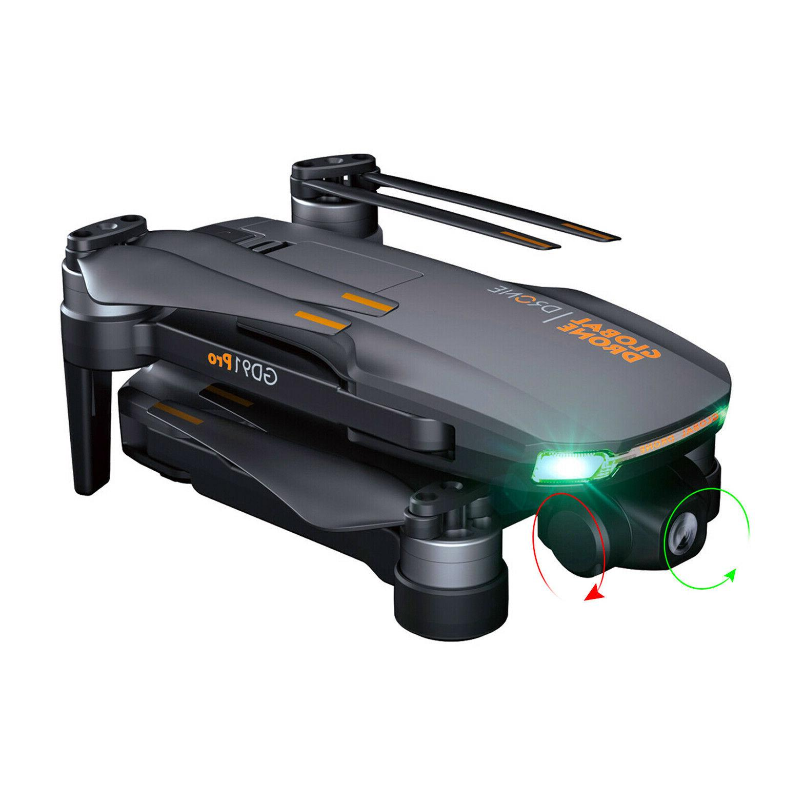 Drone GD91 with 2 axis drones GPS long
