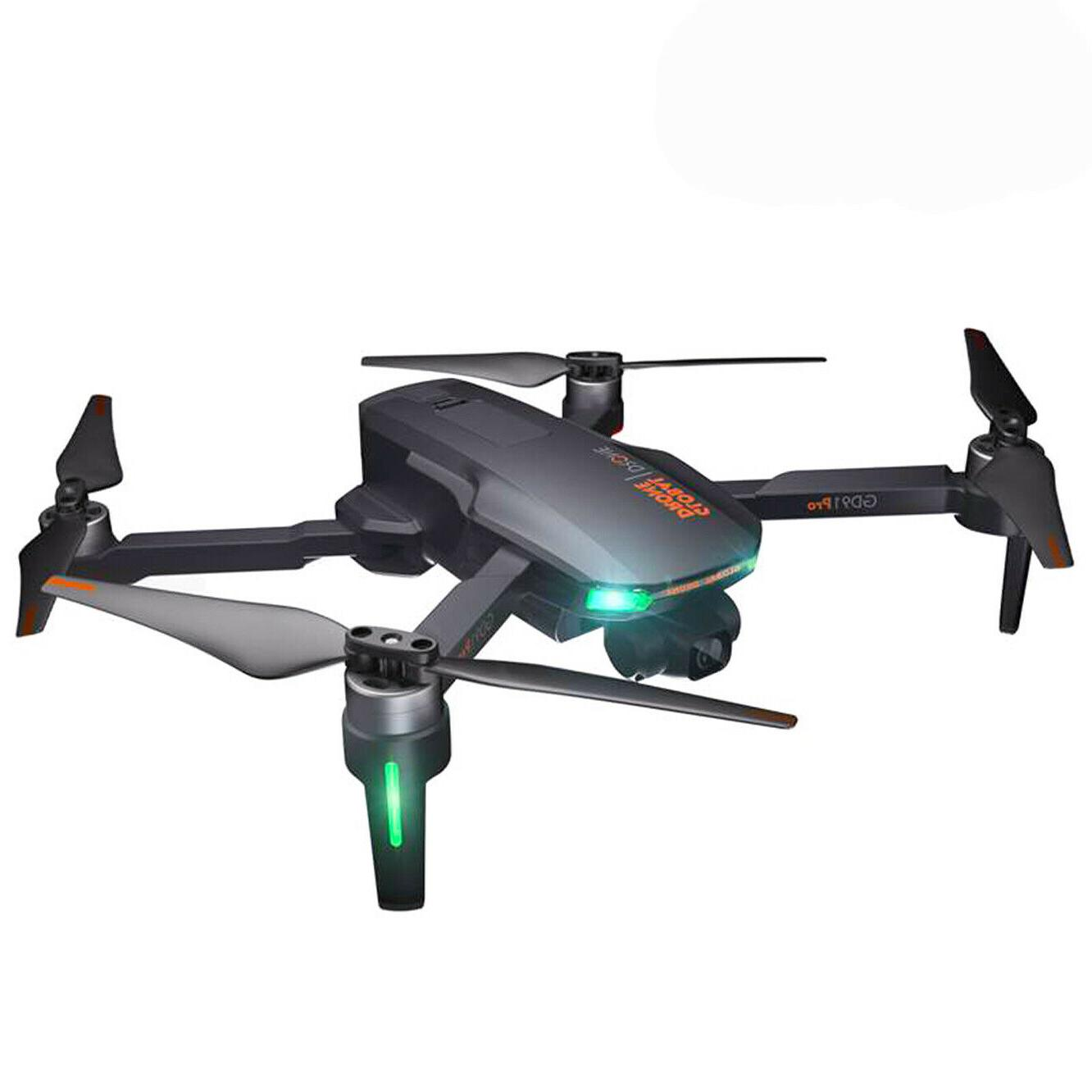 Drone 4K with gimbal drones stabilizer long range