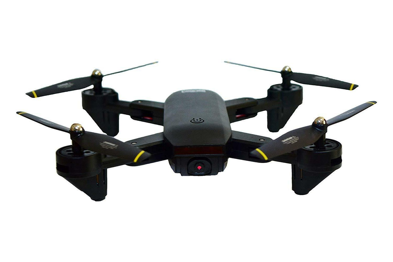 S169 Wifi FPV Optical Flow Drone RC Quadcopter HD Drone
