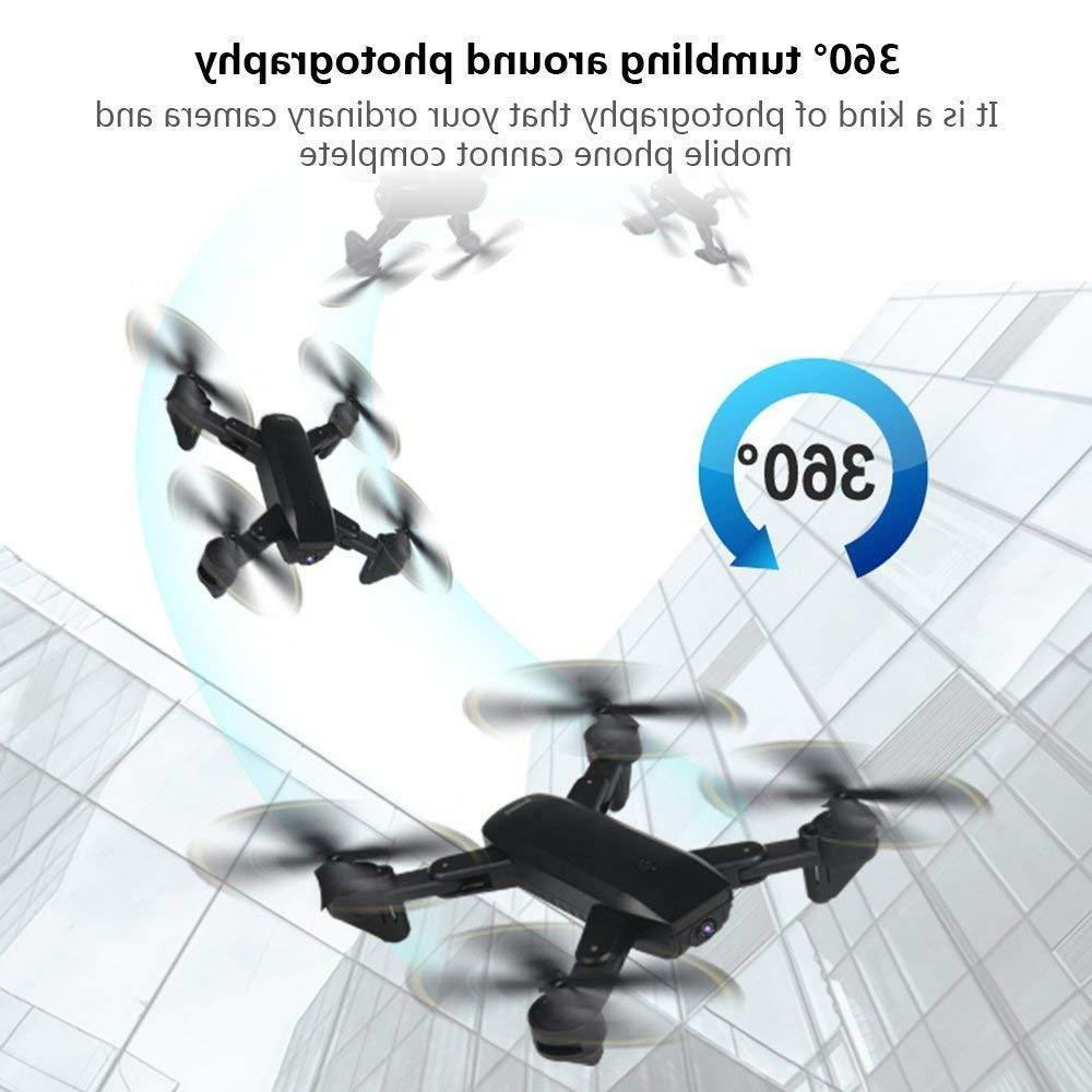 S169 Flow Quadcopter Dual HD Drone