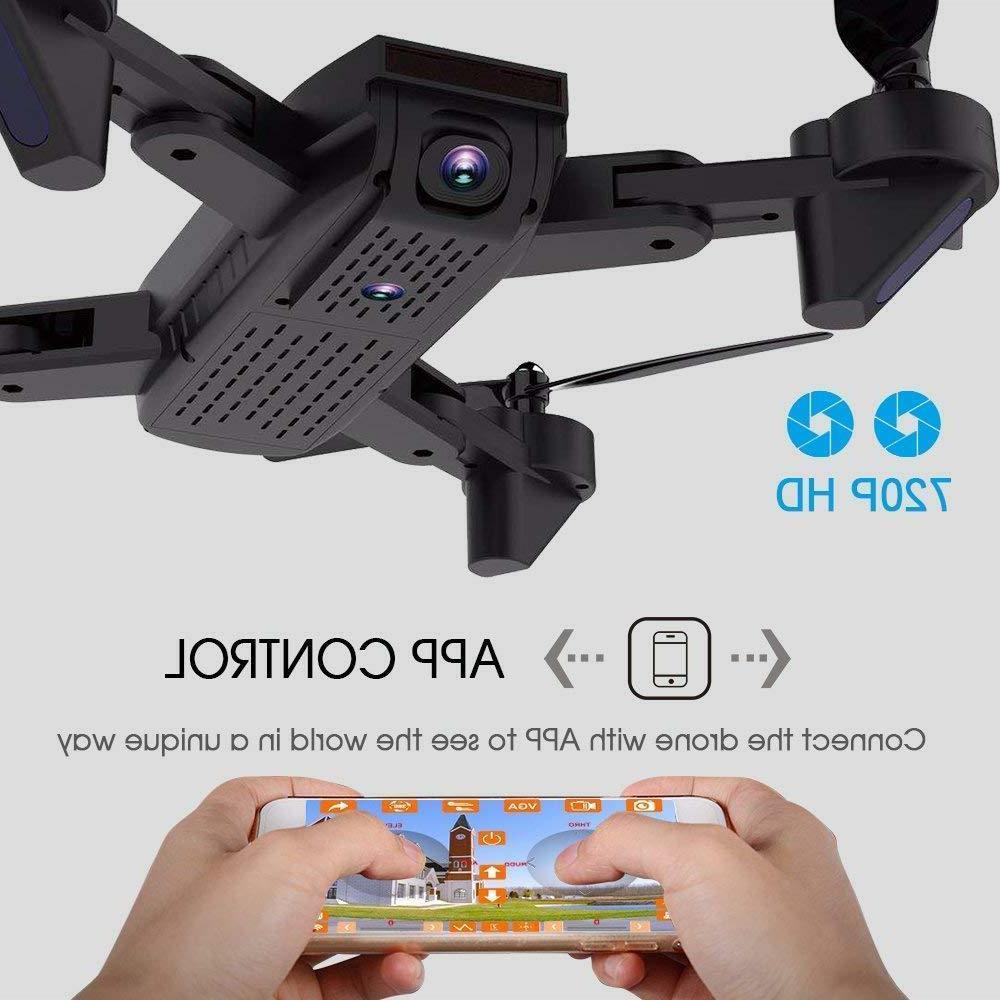 S169 FPV Flow Selfie Drone RC Quadcopter Dual HD Camera Drone