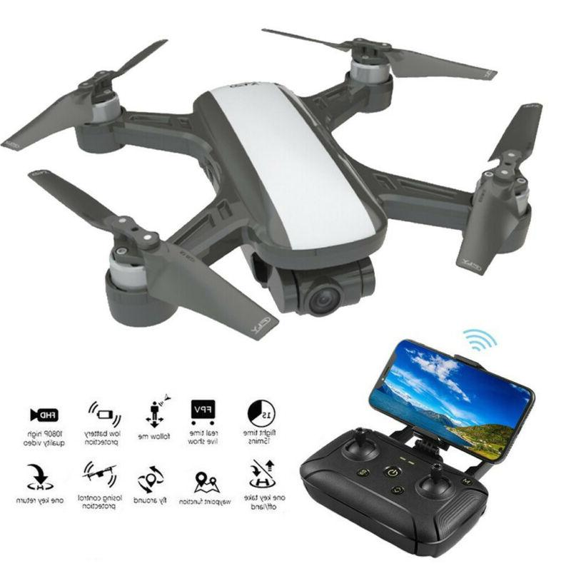 Drone With HD GPS RC Quadcopter