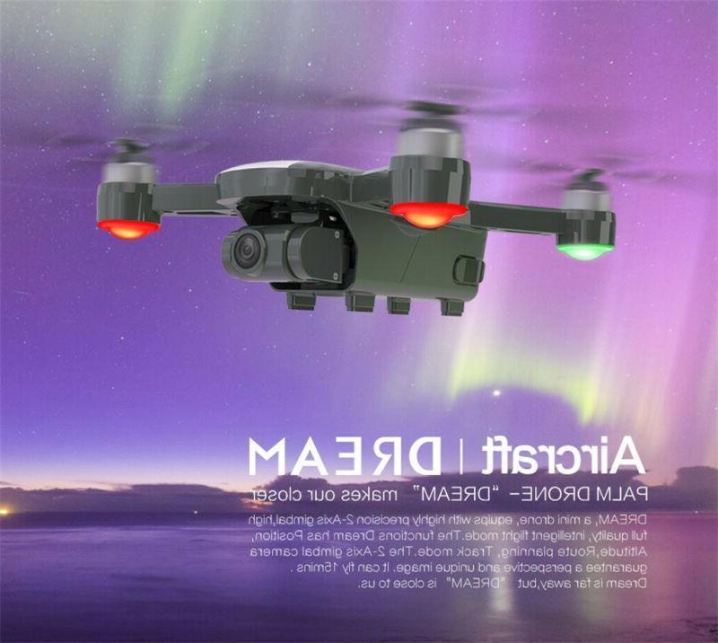 Drone GPS 2-Axis Gimbal 1080P 5G WIFI RC