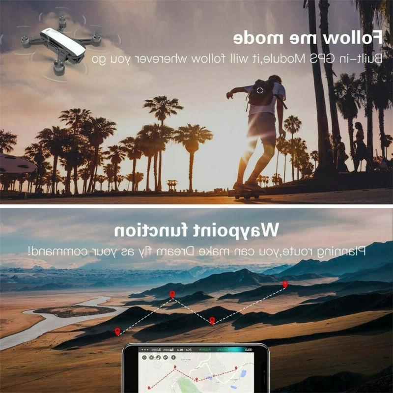 Drone With HD GPS 2-Axis Gimbal 1080P 5G FPV RC Quadcopter