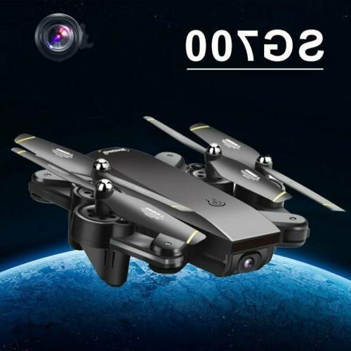 Global Drone 1080P WiFi FPV Camera Explorers Quadcopter Dron Aircraft Hot